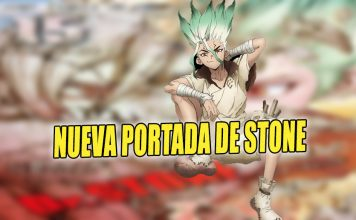 Dr Stone cover volume 15