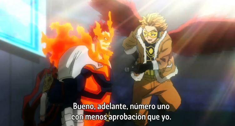Endeavour Hawks anime
