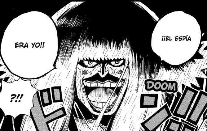 One Piece TRAIDOR