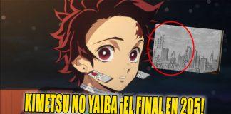 noticias anime kimetsu no yaiba final