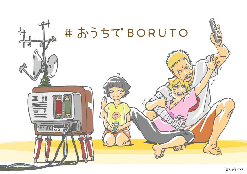 noticias anime Naruto Next Generations