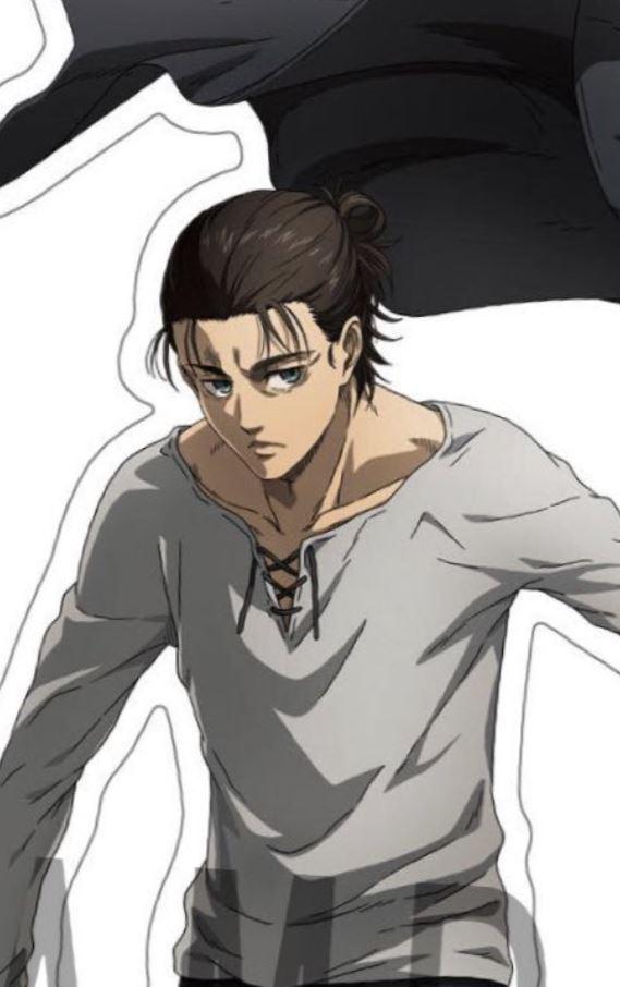 Shingeki no Kyojin revela nuevo diseño de Eren, sin las vendas y con su forma adulta completa
