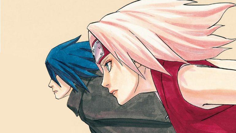 """Novela """"Sasuke Retsuden"""" revela que Sakura y su esposo serán definitivamente abuelos"""