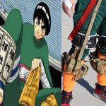 Fan de Naruto hace el entrenamiento de Rock Lee con las pesas y funcionó ¿Cómo quedó su cuerpo?