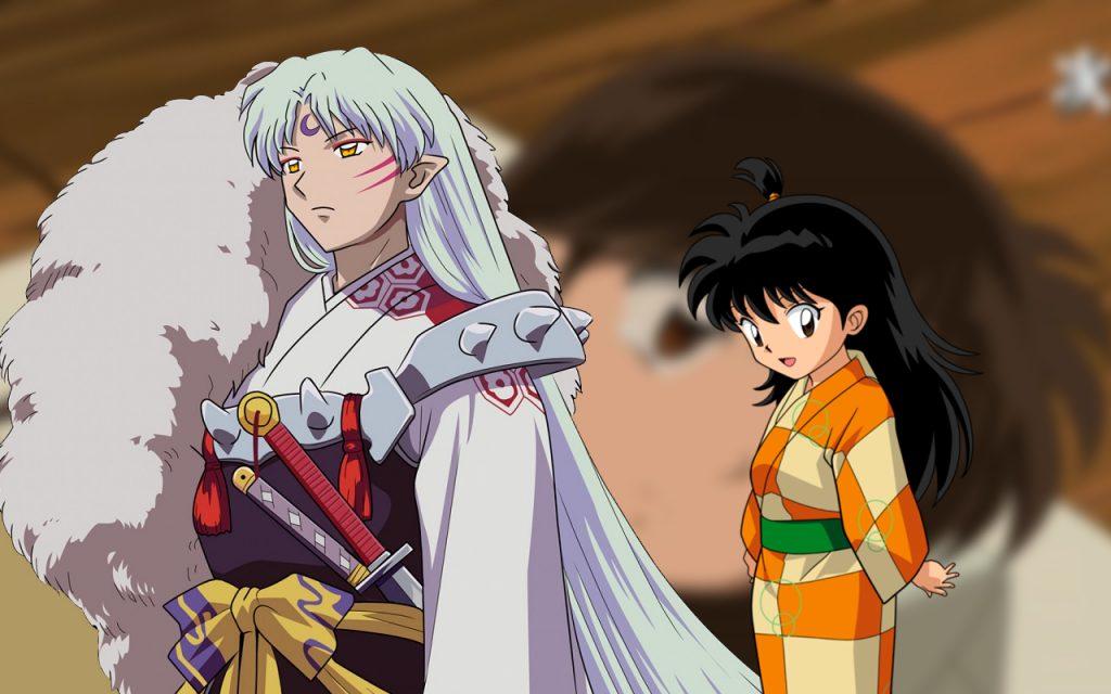 Inuyasha: Tras muchos años vemos a Rin mayor, tras haber tenido a sus hijas con Sesshomaru