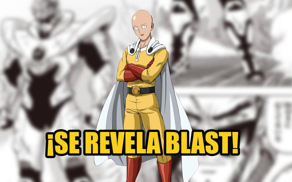 One Punch Man: Aparece, por fin, Blast el héroe más fuerte del manga