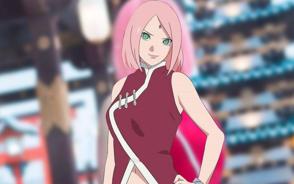 Fan se transforman en Sakura con este cosplay versión adulta que te enamorará